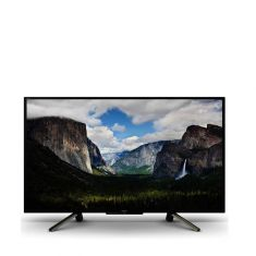 Sony | W66F | LED | Full HD | High Dynamic Range HDR | Smart TV-50""
