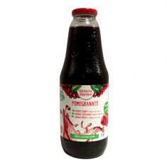 Victoria Garden | Pomegranate Natural  Juice | 8 X 1Ltr