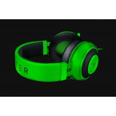 Kraken Green Gaming Head Set