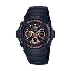 G-Shock | Watch | AW-591 | Rose Gold