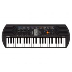 Casio | Keyboard | SA-77-Gray + AC Adapter