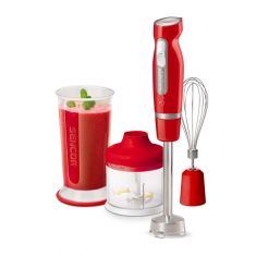 Sencor | Hand  Blender SHB 4464RD | Red
