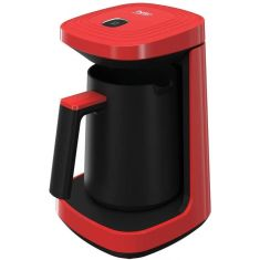 Beko Monus Turkish Coffee Machine | Red