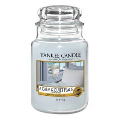 Yankee Candle | Jar Scented Candle  | A Calm & Quiet Place