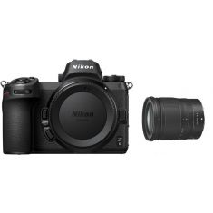 Nikon | Z6 Mirrorless Body + Z 24-70MM F/4 S Lens