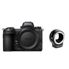 Nikon | Z7 Mirrorless Body +  + Free Nikon Mount Adapter FTZ worth of BD 98/-